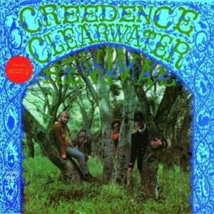 Creedence Clearwater Revival - Creedence Clearwater Revival cover art