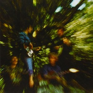 Creedence Clearwater Revival - Bayou Country cover art
