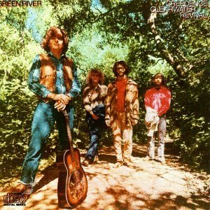 Creedence Clearwater Revival - Green River cover art