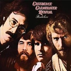 Creedence Clearwater Revival - Pendulum cover art