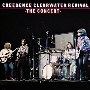 Creedence Clearwater Revival - The Concert cover art