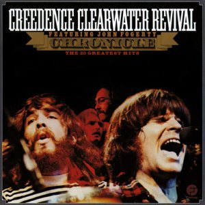 Creedence Clearwater Revival - Chronicle: the 20 Greatest Hits cover art