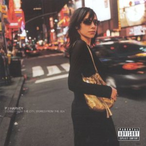 PJ Harvey - Stories From the City, Stories From the Sea cover art