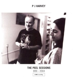 PJ Harvey - The Peel Sessions: 1991-2004 cover art