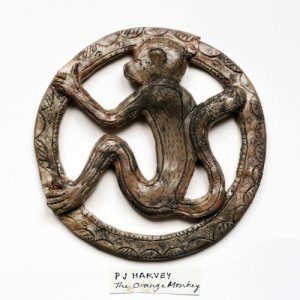 PJ Harvey - The Orange Monkey cover art