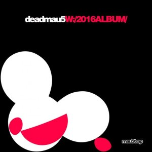 Deadmau5 - W:/2016ALBUM/ cover art