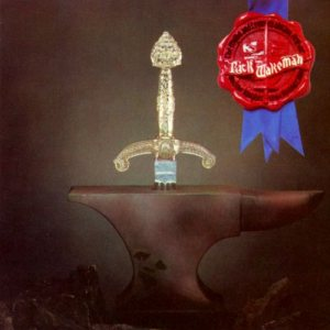 Rick Wakeman - The Myths and Legends of King Arthur and the Knights of the Round Table cover art
