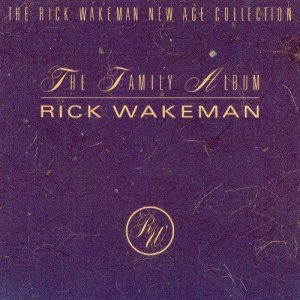 Rick Wakeman - The Family Album cover art
