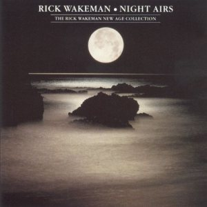Rick Wakeman - Night Airs cover art