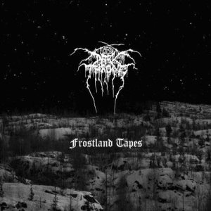 Darkthrone - Frostland Tapes cover art