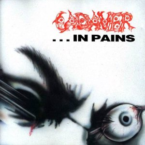Cadaver - ...in Pains cover art