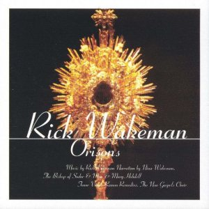Rick Wakeman - Orisons cover art
