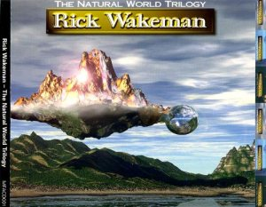 Rick Wakeman - The Natural World Trilogy cover art