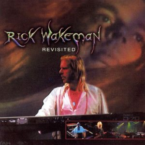 Rick Wakeman - Revisited cover art