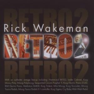 Rick Wakeman - Retro 2 cover art