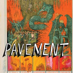 Pavement - Quarantine the Past: the Best of Pavement cover art