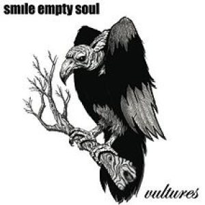 Smile Empty Soul - Vultures cover art
