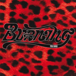 Burning - Pura Sangre cover art