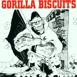 Gorilla Biscuits - Gorilla Biscuits cover art