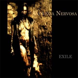 Anorexia Nervosa - Exile cover art