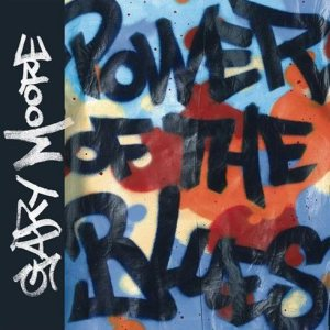 Gary Moore - Power of the Blues cover art