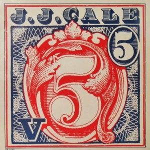J.J. Cale - 5 cover art