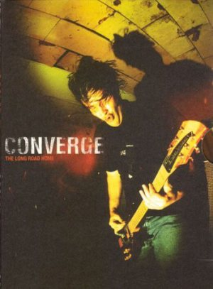 Converge - The Long Road Home cover art