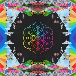 Coldplay - A Head Full of Dreams cover art