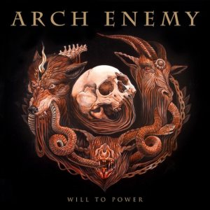 Arch Enemy - Will to Power cover art