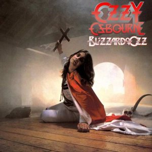 Ozzy Osbourne - Blizzard of Ozz cover art
