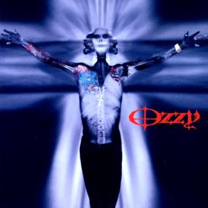 Ozzy Osbourne - Down to Earth cover art