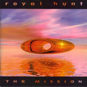 Royal Hunt - The Mission cover art