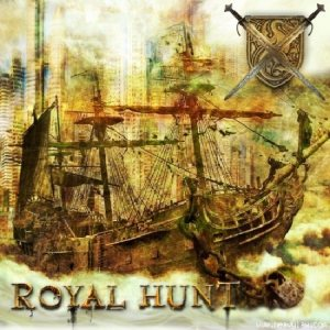 Royal Hunt - X cover art