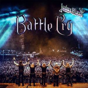 Judas Priest - Battle Cry cover art