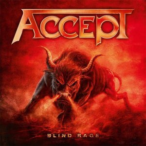 Accept - Blind Rage cover art