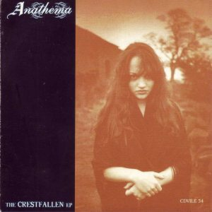 Anathema - The Crestfallen EP cover art