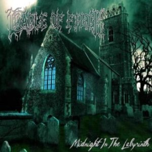 Cradle of Filth - Midnight in the Labyrinth cover art