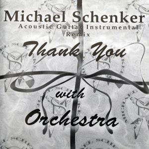 Michael Schenker - Thank You With Orchestra cover art