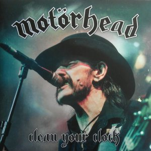 Motörhead - Clean Your Clock cover art
