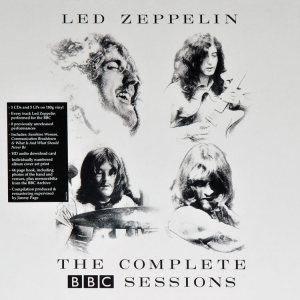 Led Zeppelin - The Complete BBC Sessions cover art