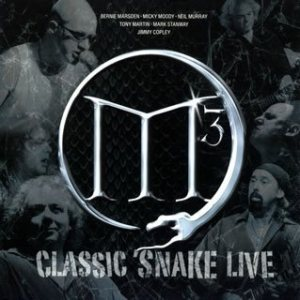 M3 - Classic 'Snake Live cover art