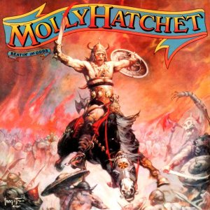 Molly Hatchet - Beatin' The Odds cover art