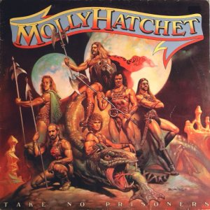Molly Hatchet - Take No Prisoners cover art