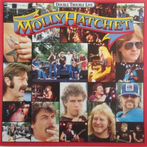 Molly Hatchet - Double Trouble Live cover art