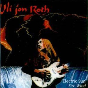 Uli Jon Roth - Fire Wind cover art