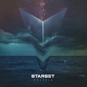 Starset - Vessels cover art