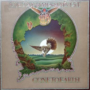Barclay James Harvest - Gone To Earth cover art