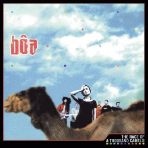 Bôa - The Race of a Thousand Camels cover art