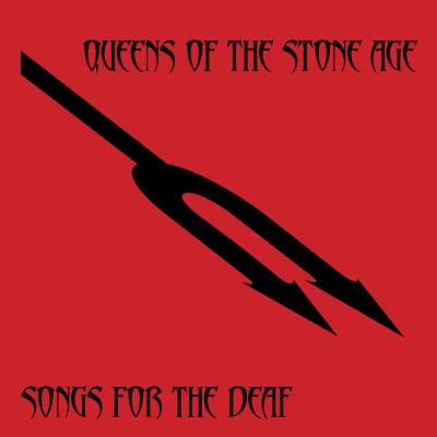 Queens of the Stone Age - Songs for the Deaf cover art