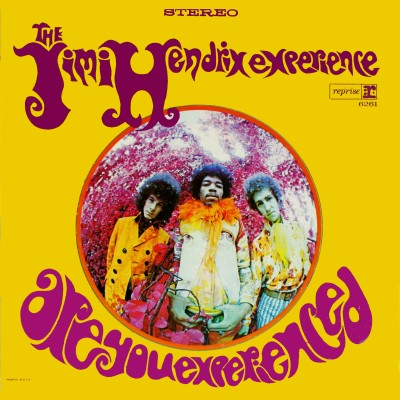 The Jimi Hendrix Experience - Are You Experienced? cover art